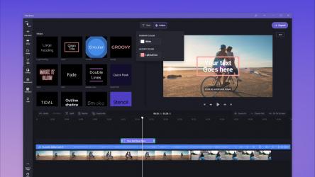 Imágen 2 de Clipchamp - Editor de vídeo para windows