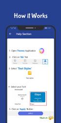 Captura de Pantalla 8 de Fonts for Huawei Emui para android
