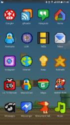 """Captura 5 de Paquete de iconos """"Arcade Daze 2 """" para android"""