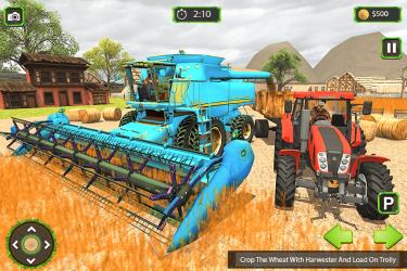 Screenshot 13 de agricultura ecológica SIM 2020- agronegocios para android