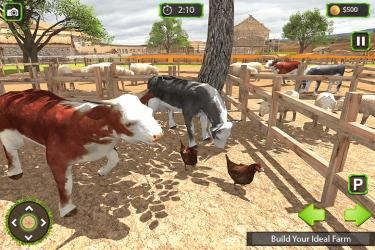 Captura 12 de agricultura ecológica SIM 2020- agronegocios para android