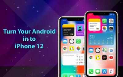 Imágen 9 de Phone 12 Launcher, OS 14 iLauncher, Control Center para android