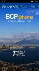 Captura de Pantalla 1 de BCP@home para windows