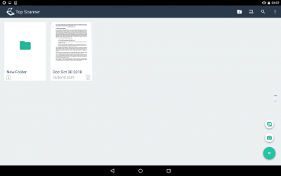 Captura de Pantalla 10 de Top Scanner - Free PDF Scanner App para android