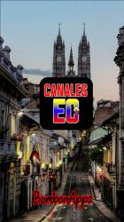 Imágen 2 de Canales EC - Televisión Ecuatoriana Gratis para android