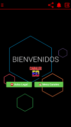 Screenshot 3 de Canales EC - Televisión Ecuatoriana Gratis para android