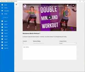 Imágen 3 de Stay At Home - Resistance Bands Workouts para windows
