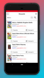 Screenshot 4 de Switch Listado de juegos para android