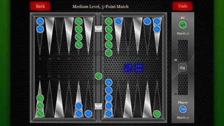 Imágen 3 de Backgammon Pro para windows