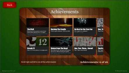 Screenshot 7 de Backgammon Pro para windows