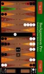 Screenshot 12 de Backgammon Pro para windows