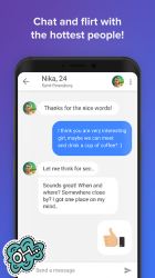Captura de Pantalla 5 de Topface - comunicación y citas para android
