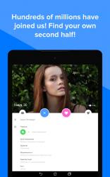 Screenshot 8 de Topface - comunicación y citas para android