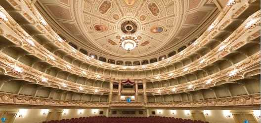Captura 1 de VR Semper Opera House in Germany para windows