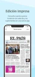 Captura de Pantalla 3 de EL PAÍS para iphone