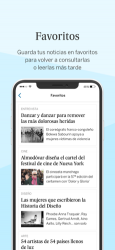 Captura de Pantalla 5 de EL PAÍS para iphone
