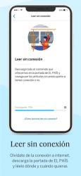 Screenshot 2 de EL PAÍS para iphone