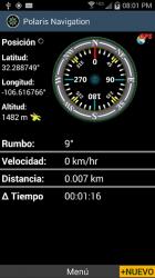 Captura de Pantalla 11 de Polaris Navegación GPS para android