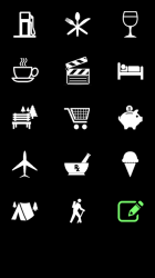 Captura de Pantalla 12 de Polaris Navegación GPS para android