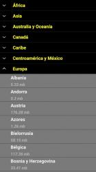 Screenshot 4 de Polaris Navegación GPS para android
