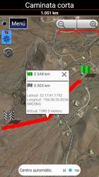 Screenshot 6 de Polaris Navegación GPS para android