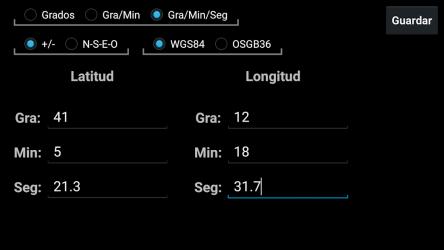 Imágen 9 de Polaris Navegación GPS para android