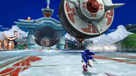 Captura de Pantalla 5 de Sonic Generations para windows