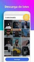 Screenshot 5 de Story saver for Instagram, Video downloader, Reels para android