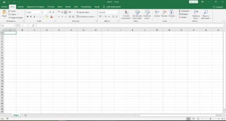 Captura 2 de Microsoft Excel para windows