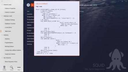 Screenshot 6 de SQL Squid para windows