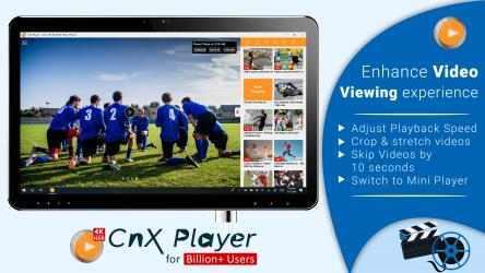 Captura 5 de CnX Media Player - 4K UHD & HDR Video Player para windows