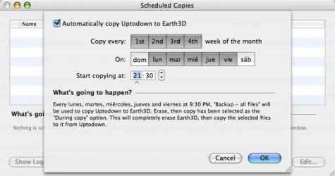 Captura de Pantalla 2 de SuperDuper! para mac