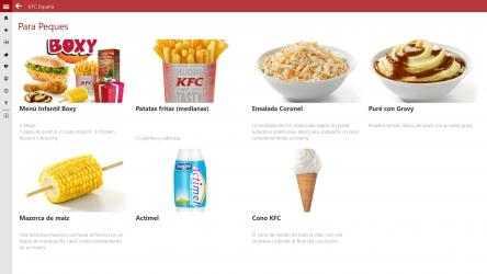Screenshot 3 de KFC España para windows