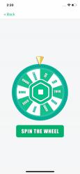 Captura 3 de Robux Spin Wheel for Roblox para iphone