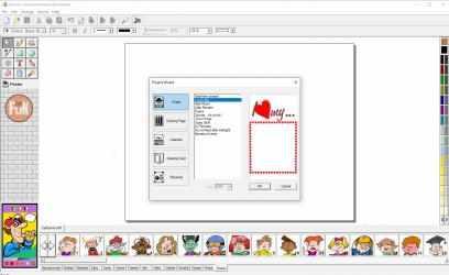 Captura de Pantalla 1 de ToonWorks Deluxe Remastered para windows
