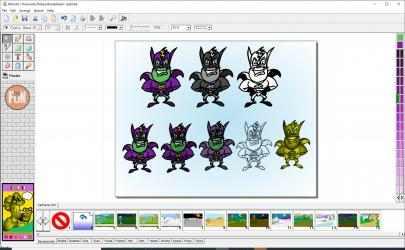 Captura de Pantalla 6 de ToonWorks Deluxe Remastered para windows