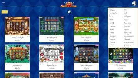 Screenshot 5 de Slots77.com para windows