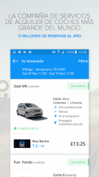 Imágen 5 de Rentalcars.com Alquiler Coches para android