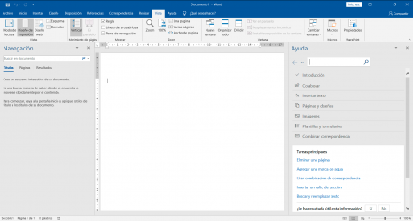 Screenshot 1 de Microsoft Office 2016 para windows