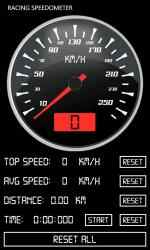 Screenshot 1 de Racing Speedometer para windows