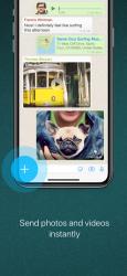 Screenshot 2 de WhatsApp Messenger para iphone