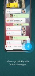 Captura 3 de WhatsApp Messenger para iphone