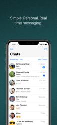 Captura 1 de WhatsApp Messenger para iphone