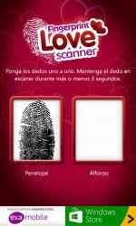 Screenshot 2 de Fingerprint Love Scanner para windows