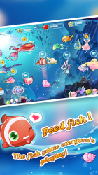 Captura de Pantalla 2 de Happy Fish para android