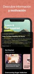 Screenshot 3 de Simple: Ayuno Intermitente para iphone