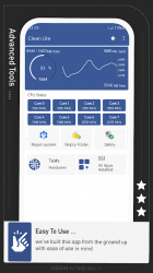 Screenshot 10 de Repair system for Android: Phone Cleaner & Booster para android