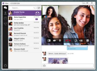 Captura de Pantalla 2 de Viber para windows