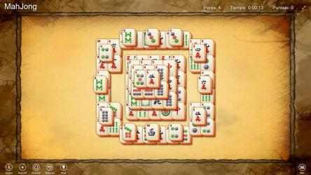 Screenshot 2 de Mahjong Gratis ! para windows