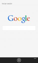 Captura 1 de Google para windows